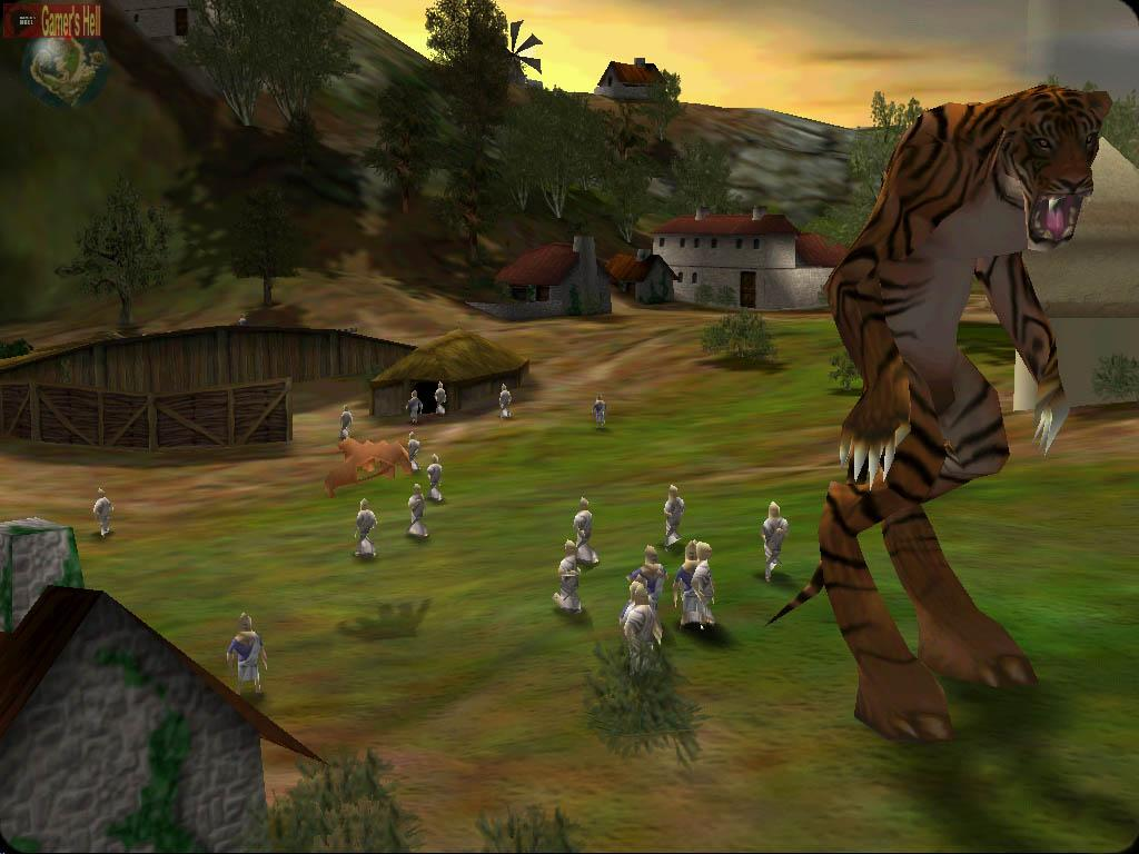 game pc tiger retro lionhead nag strategy playing survival studios circle early then were quote